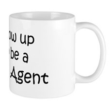 Grow Up Fbi Special Agent Mug