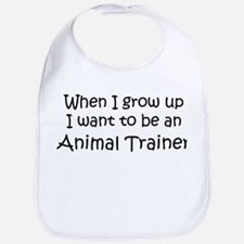 Grow Up Animal Trainer Bib