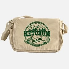 Ketchum Old Circle Messenger Bag