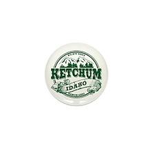 Ketchum Old Circle Mini Button