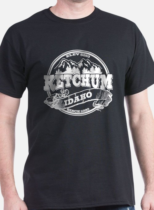 Ketchum Old Circle T-Shirt
