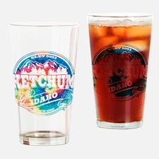 Ketchum Old Circle Drinking Glass