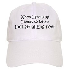Grow Up Industrial Engineer Baseball Cap