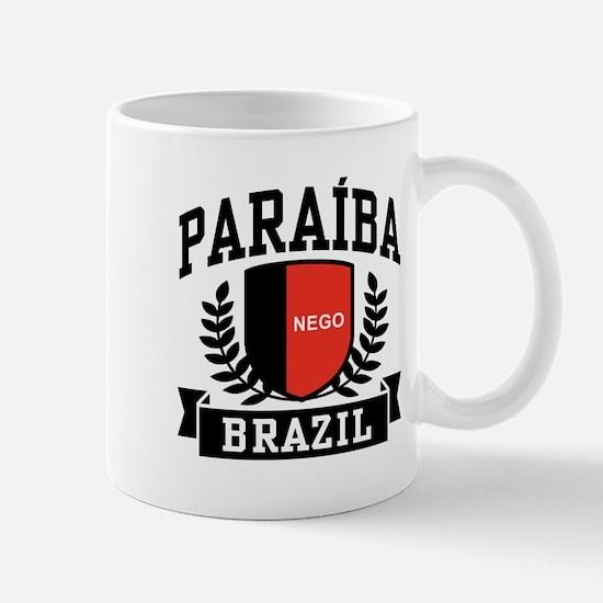 Paraiba Brazil Mug