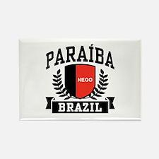 Paraiba Brazil Rectangle Magnet