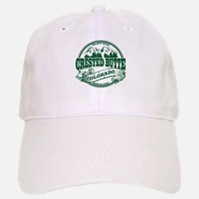 Crested Butte Old Circle Baseball Baseball Cap
