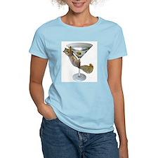 Martini Squirrel T-Shirt