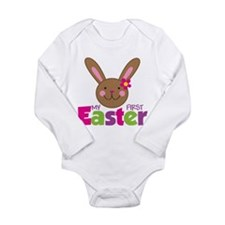 Girl Easter Bunny 1st Easter Baby Outfits