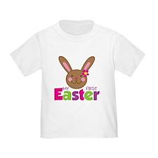 Girl Easter Bunny 1st Easter T