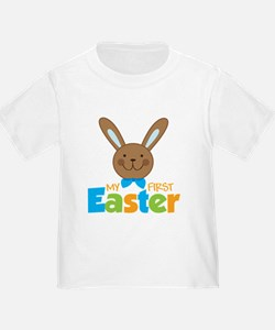 Boy Easter Bunny 1st Easter T