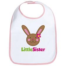 Easter Bunny Little Sister Bib