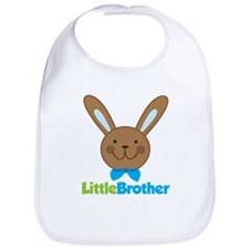 Easter Bunny Little Brother Bib