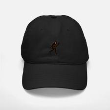 Bigfoot Yeti Sasquatch Peace Baseball Hat