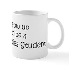 Grow Up Museum Studies Studen Coffee Mug
