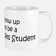 Grow Up Museum Studies Studen Mug