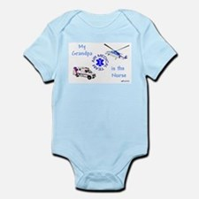 Grandpa Nurse Infant Bodysuit