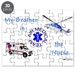 Nurse Brother Puzzle