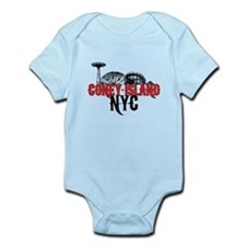 Coney Island NYC Infant Bodysuit