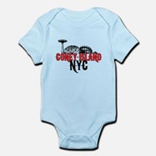 Coney Island NYC Infant Bodysuit