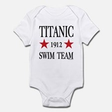 Cute Rms titanic Infant Bodysuit