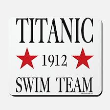 Swim Team Mousepad & FLOATATION DEVICE
