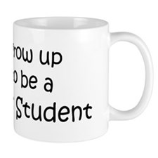 Grow Up Linguistics Student Coffee Mug