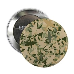"Airforce Plane Camouflage 2.25"" Button (10 Pk"