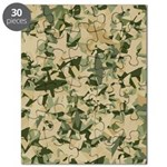 Air Force Camouflage Puzzle