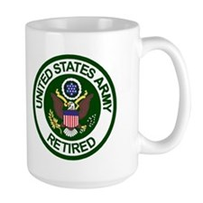 Retired Sergeant Major<BR>15 Ounce Mug