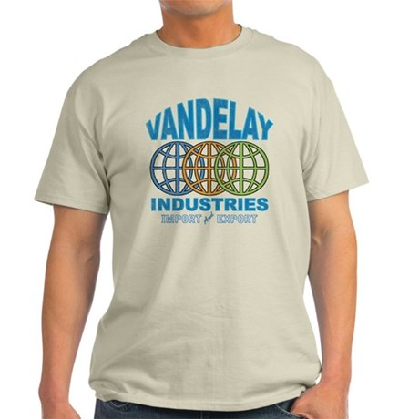 Vandelay-Industries-1-Ver2-Dark-Distressed T-Shirt