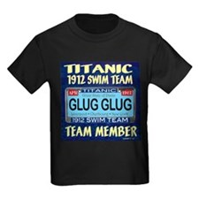 Unique Titanic ship T