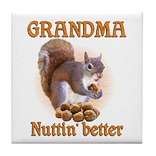 Grandmas Tile Coaster