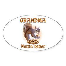 Grandmas Decal