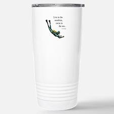 Sea Scuba Diver Travel Mug