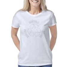 Peace, Love and Hockey Performance Dry T-Shirt