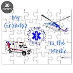 Medic Grandpa Puzzle