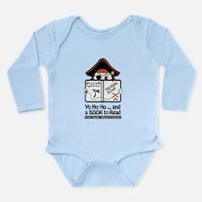 Pirate Long Sleeve Infant Bodysuit