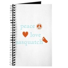 Peace, Love and Sasquatch Journal