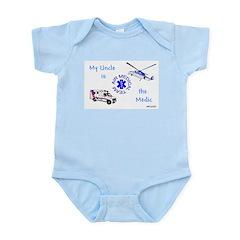 Medic Uncle Infant Bodysuit