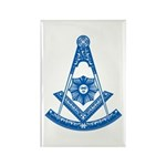 Past Master Rectangle Magnet (100 pack)
