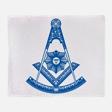 Past Master Throw Blanket