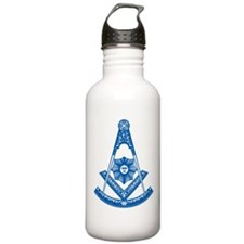 Past Master Water Bottle