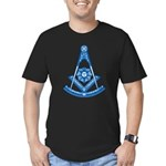 Past Master Men's Fitted T-Shirt (dark)