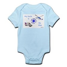 Pilot Uncle Infant Bodysuit