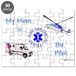 Pilot Mom Puzzle