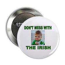 """IRISH IS BEST 2.25"""" Button"""