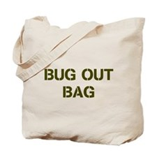 Bug Out Tote Bag
