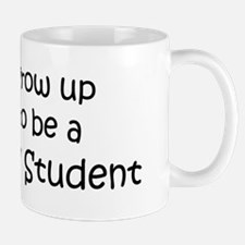 Grow Up Psychology Student Mug