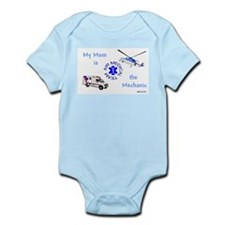 Mechanic Mom Infant Bodysuit