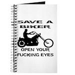 Save A Biker Journal